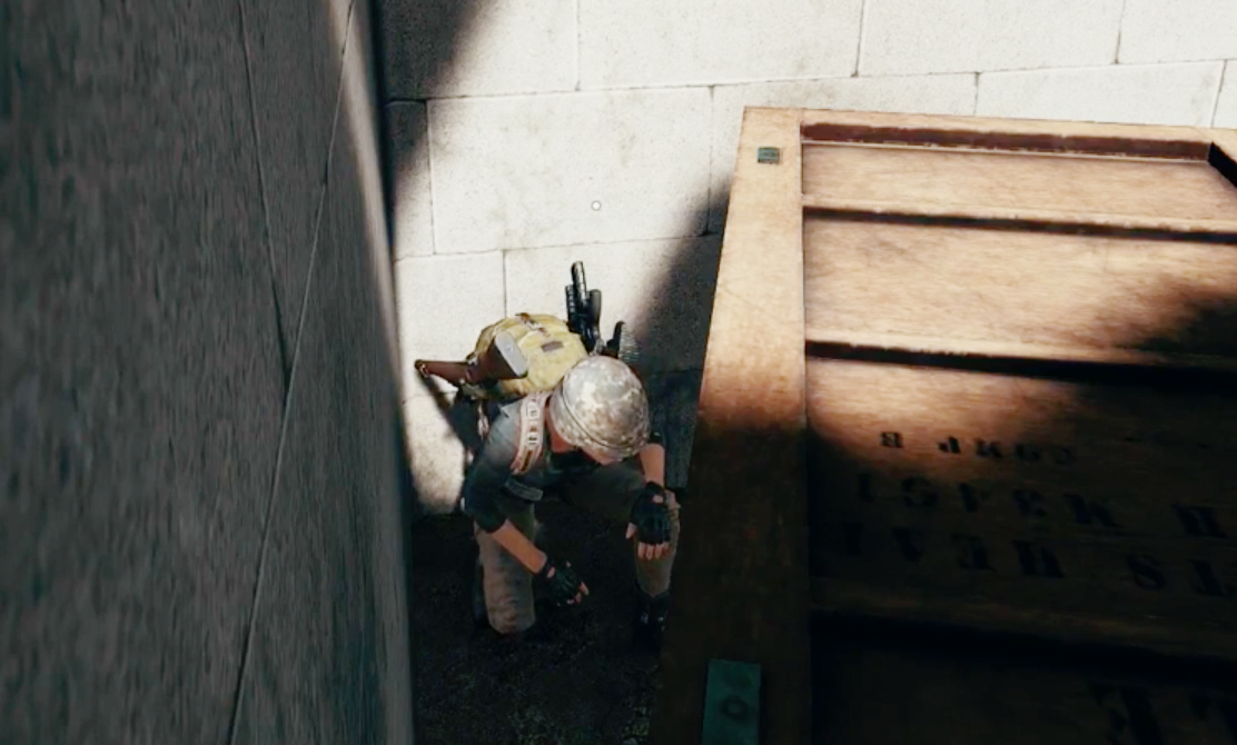 Behold The Deadliest Crate In All Of PlayerUnknown's Battlegrounds