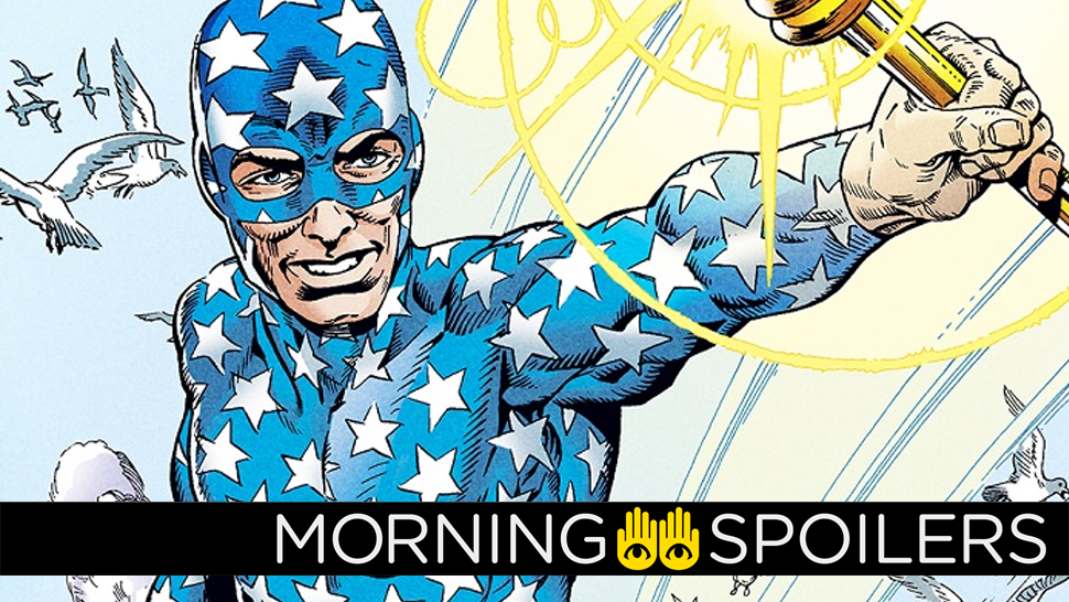 DC's Stargirl Show Has Found Its Starman