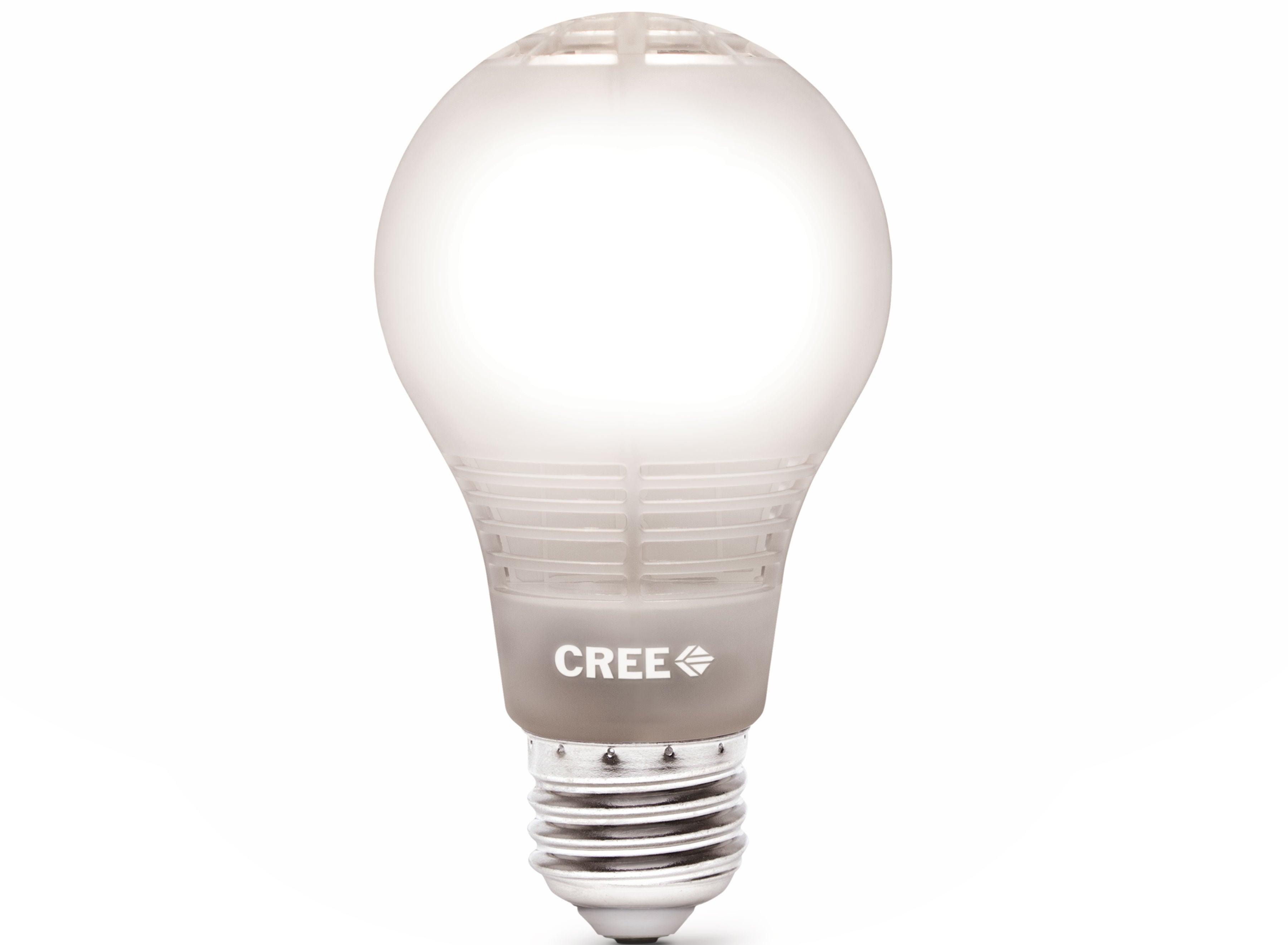 Cree's Latest LED Lightbulb Is a Bright Bargain