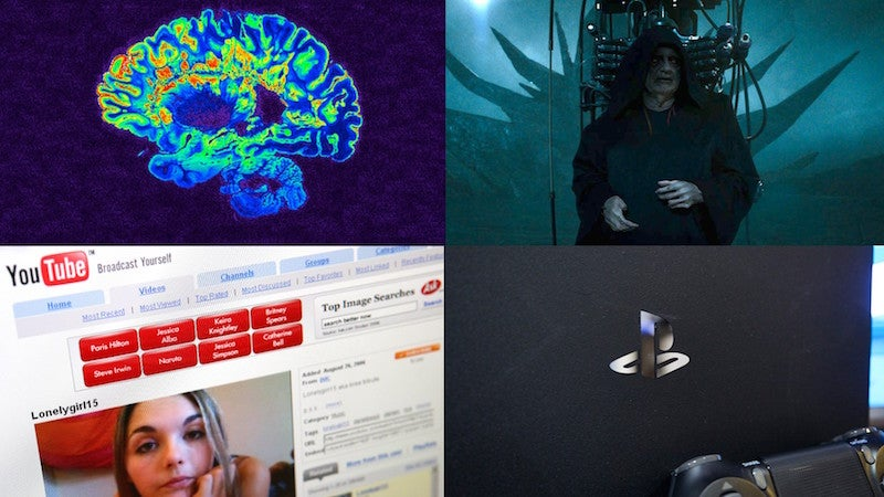Anesthetized Monkeys, First Thoughts About YouTube And Terrible Star Wars Dads: Best Gizmodo Stories Of The Week