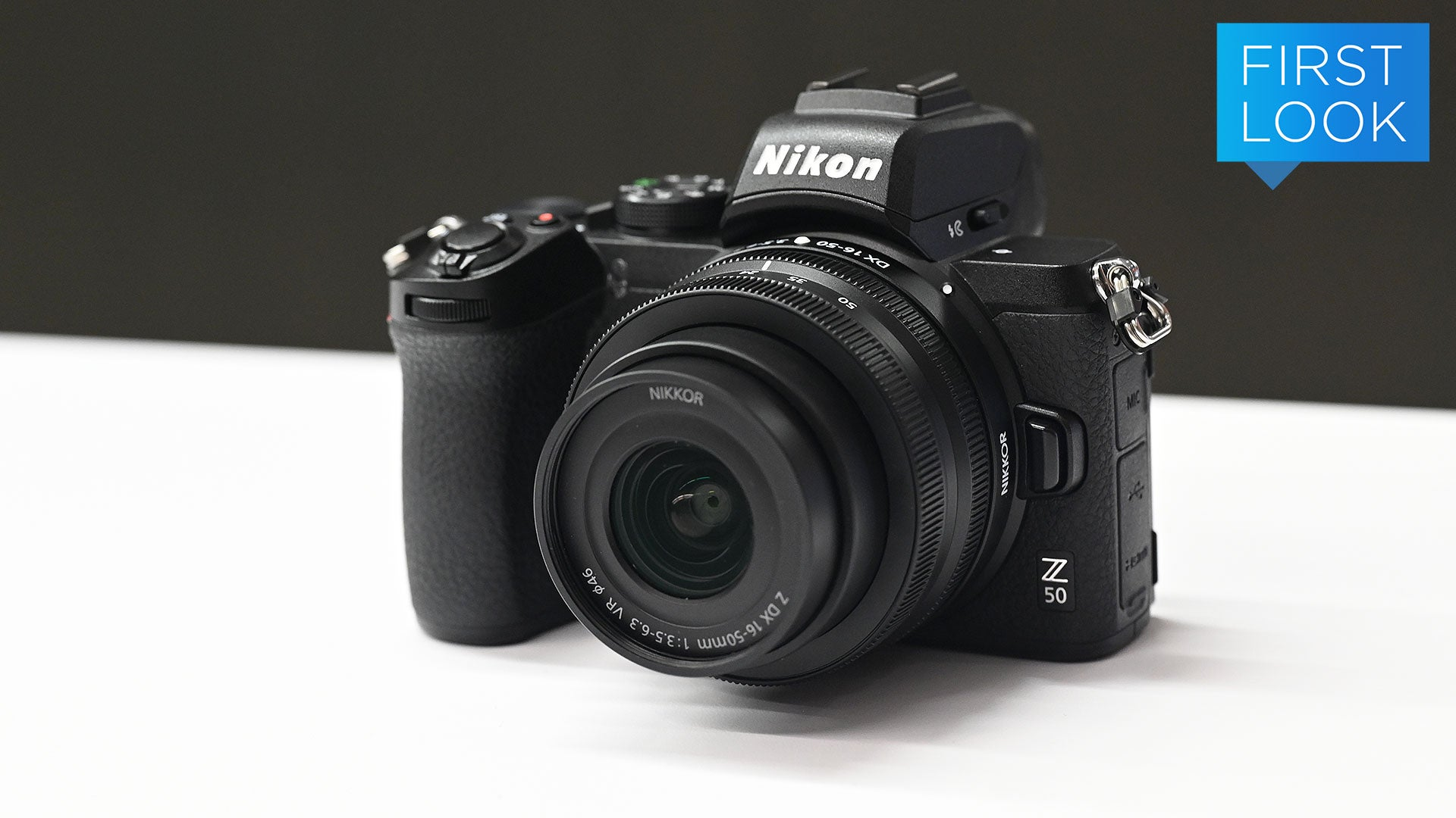 The Z50 Is Nikon's More Affordable And Compact Mirrorless Camera