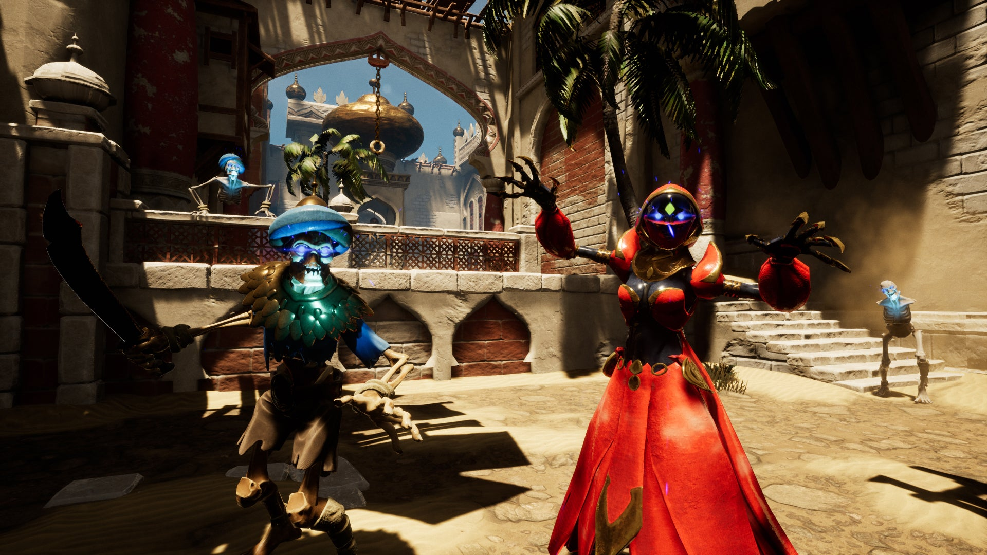 Ex-Bioshock Devs Announce New Roguelike City of Brass