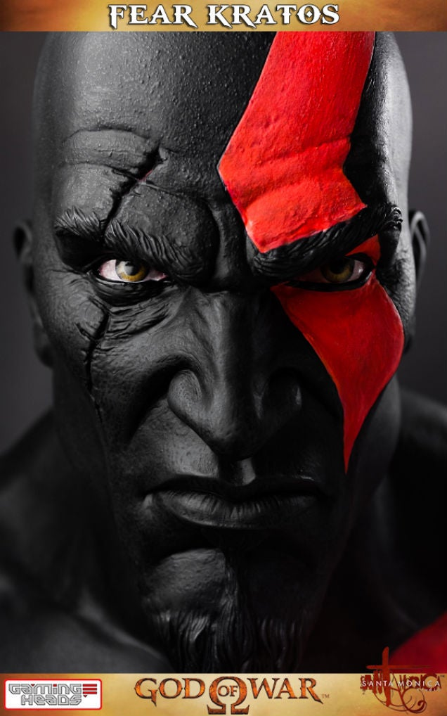 Kratos Is Even More Imposing Without Arms