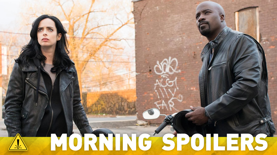 Looks Like Iron Fist Could Be Appearing in Luke Cage After All