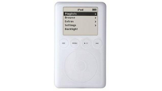 A Visual History of the iPod Click Wheel (R.I.P.)