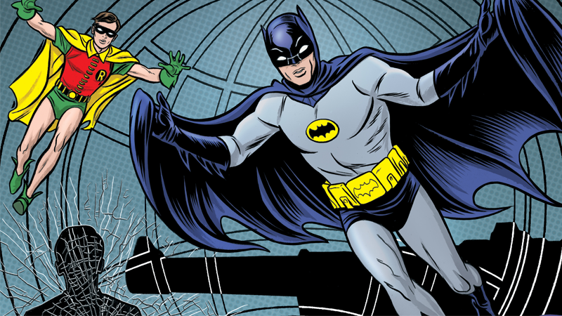 Batman '66 and The Man From UNCLE Have Their Ultimate Showdown