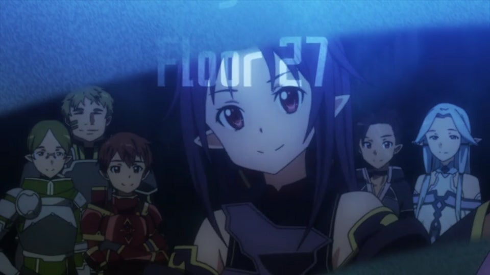 Sword Art Online Finishes Strong with a Powerfully Human Tale