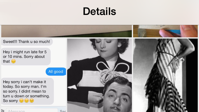 How to Use All of Messages' New Features in iOS 8