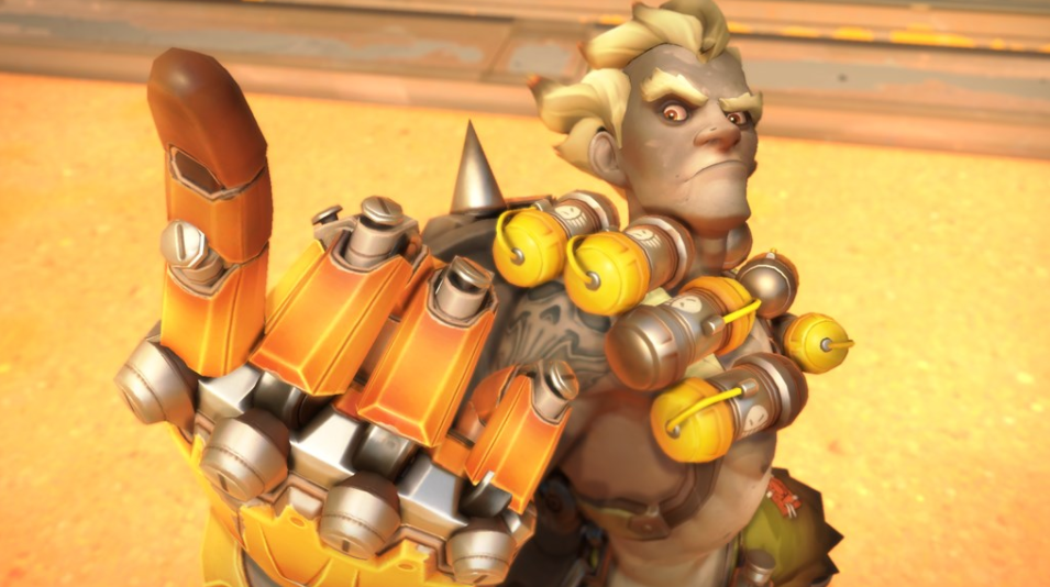 Seems Like Overwatch's Junkrat Gets Play Of The Game A Lot These Days