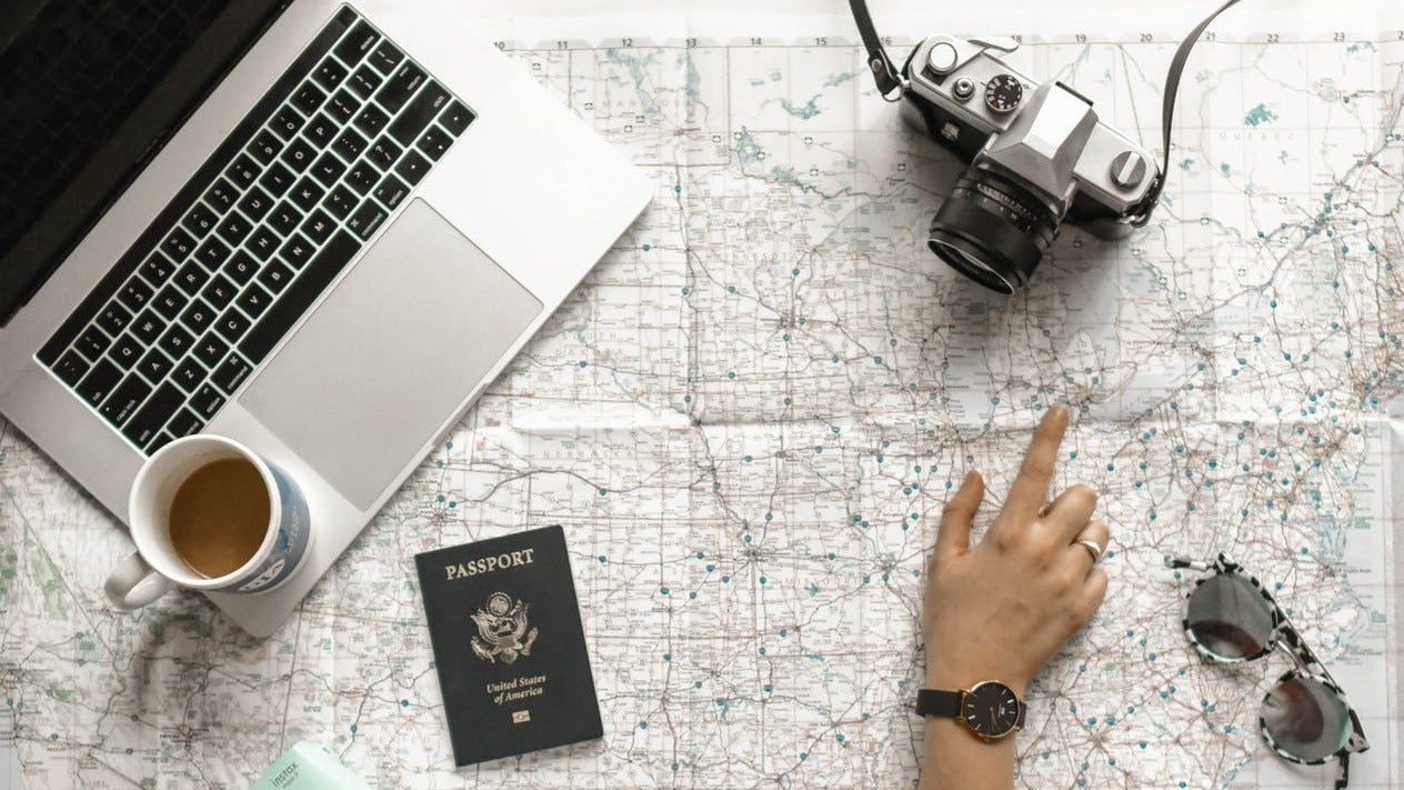 Use This Trick To Not Forget Your Passport In The Hotel Safe