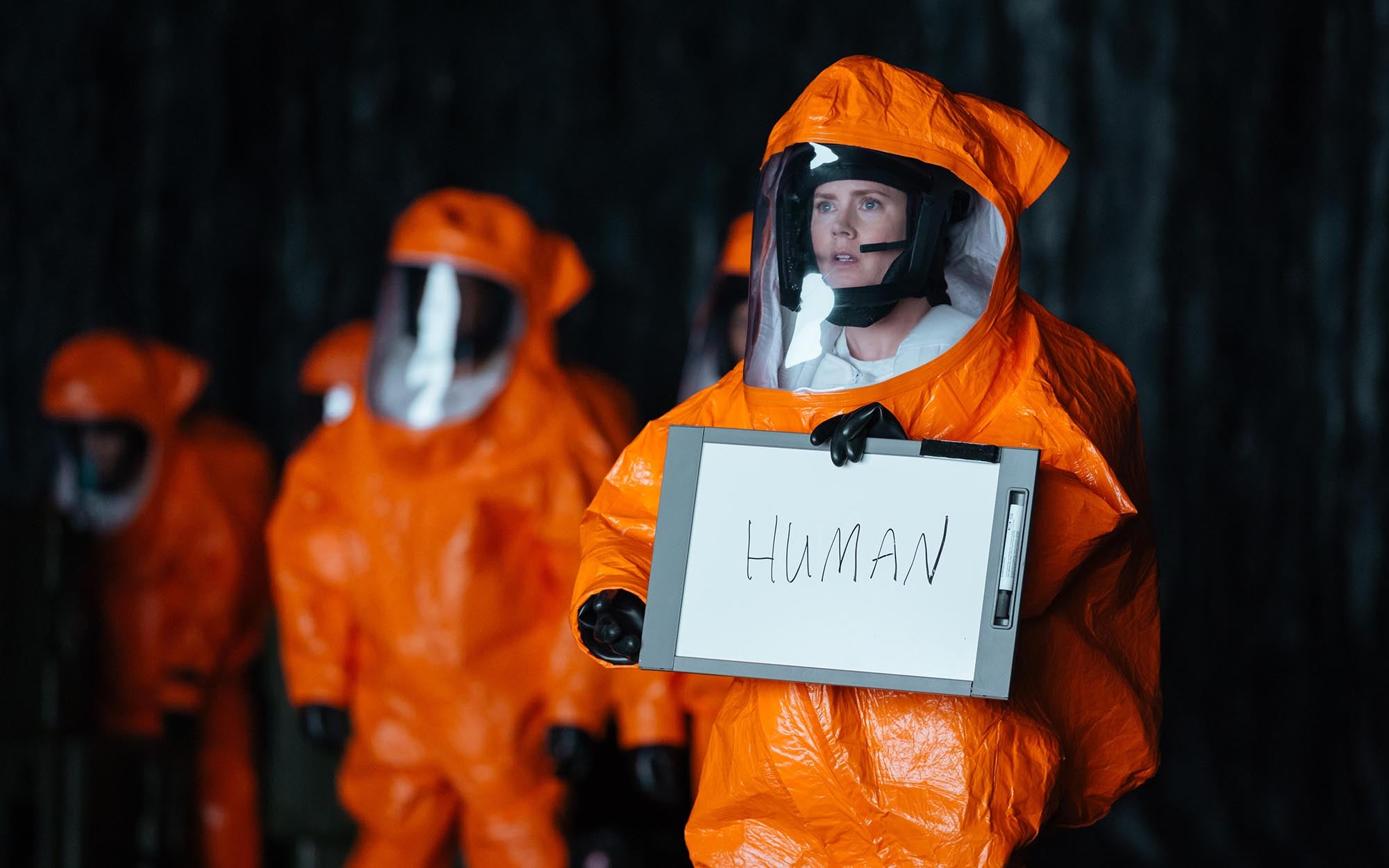 What Arrival Gets Right About Talking To Superintelligent Noisesquids From Space