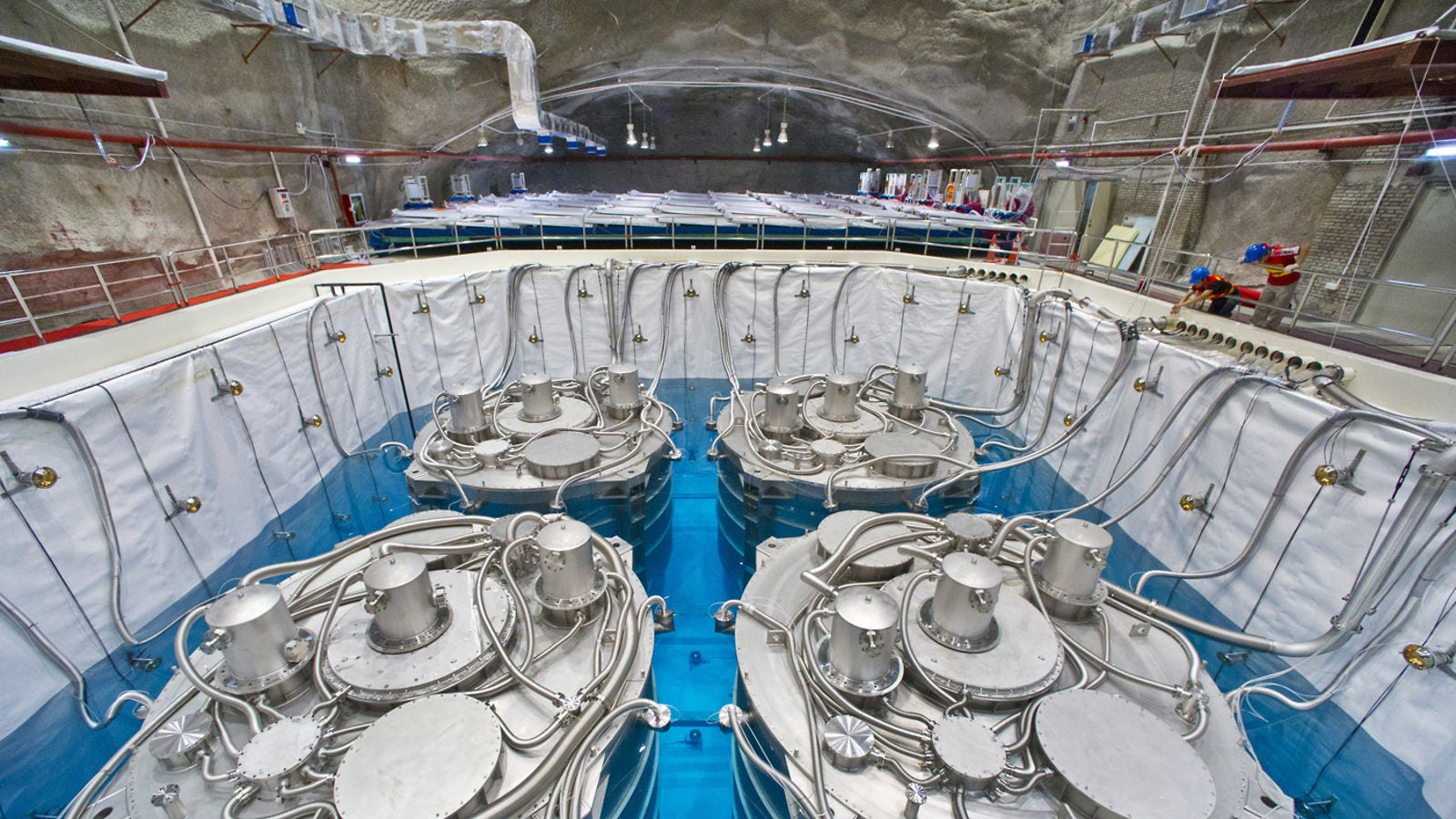 New Analysis At Nuclear Reactor Reignites Search For Mysterious 'Sterile' Neutrino