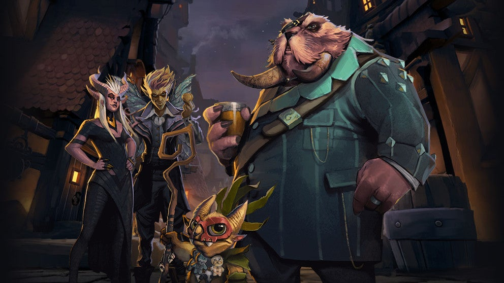 Dota Underlords Is Finally Getting Underlords