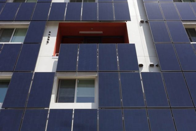 Our Cities Could Become High-Density Solar Power Plants