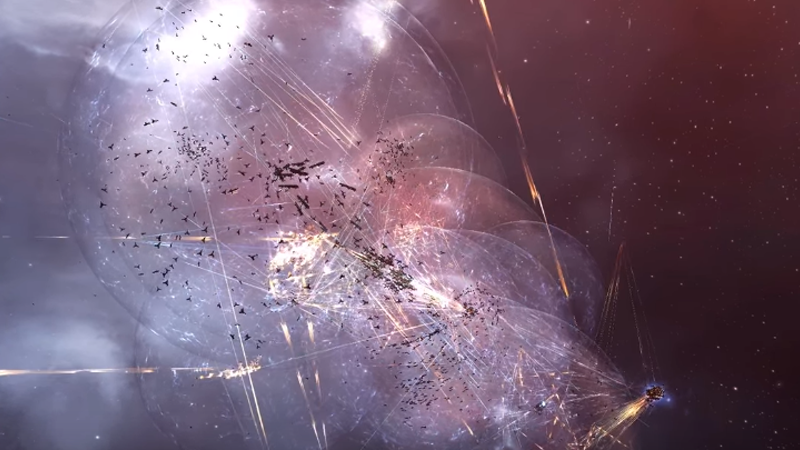 EVE Online Is Moving Towards Its Largest Conflict in History