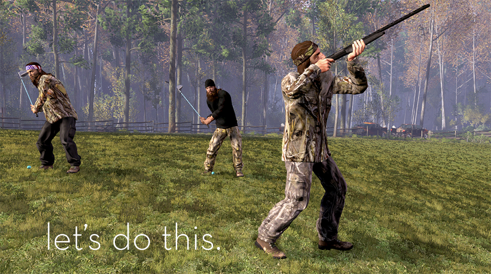 We Streamed The Duck Dynasty Game, Because Why Not