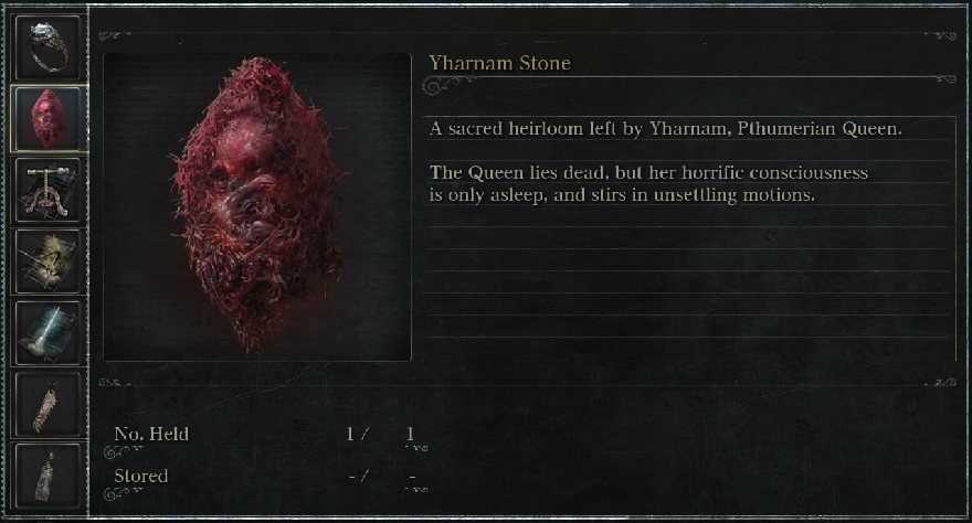 The Mysterious Bloodborne Item Nobody Can Figure Out