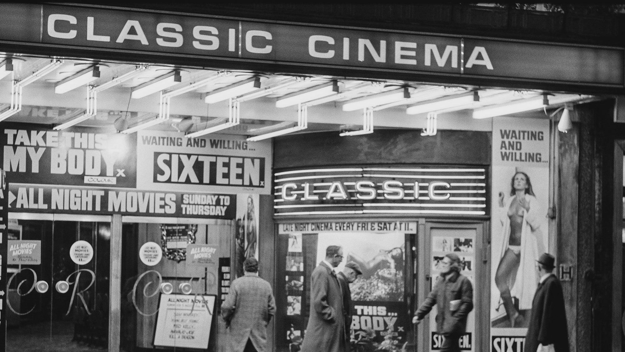 US Movie Theatres Are Screwed