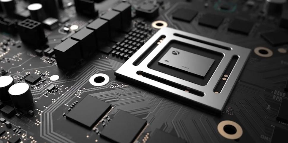 Xbox Scorpio's Beefy Specs Won't Be Enough
