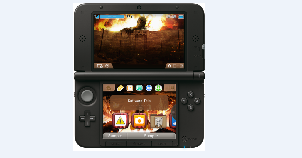 Attack on Titan 3DS Drops on May 12th