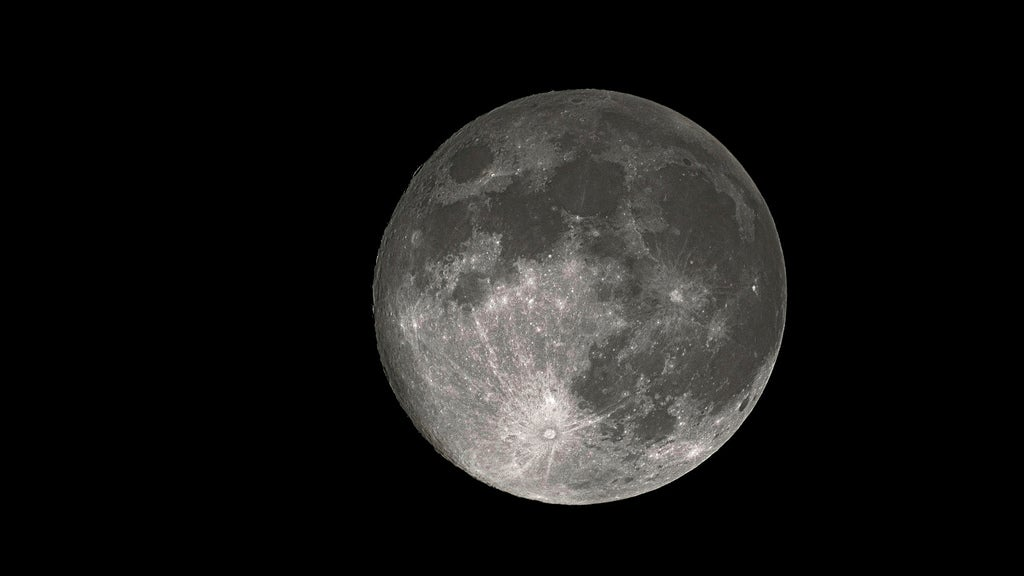 Lunar Meteorite Found In Africa Points To Ice Beneath The Moon's Surface