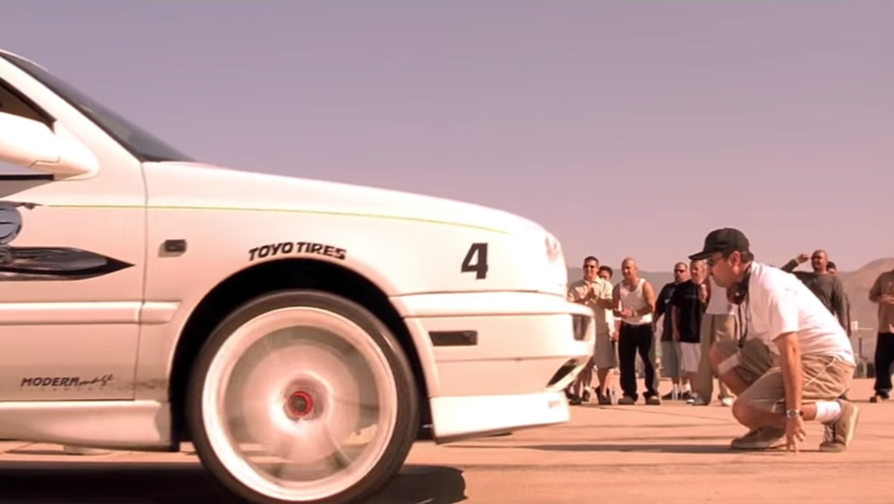 There's More To The Fast And Furious Jetta's Backstory Than Its Invisible Brake Calipers
