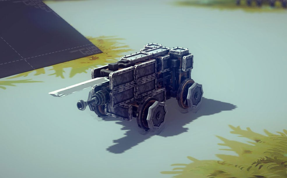 Besiege Is More Than Just Dick Jokes