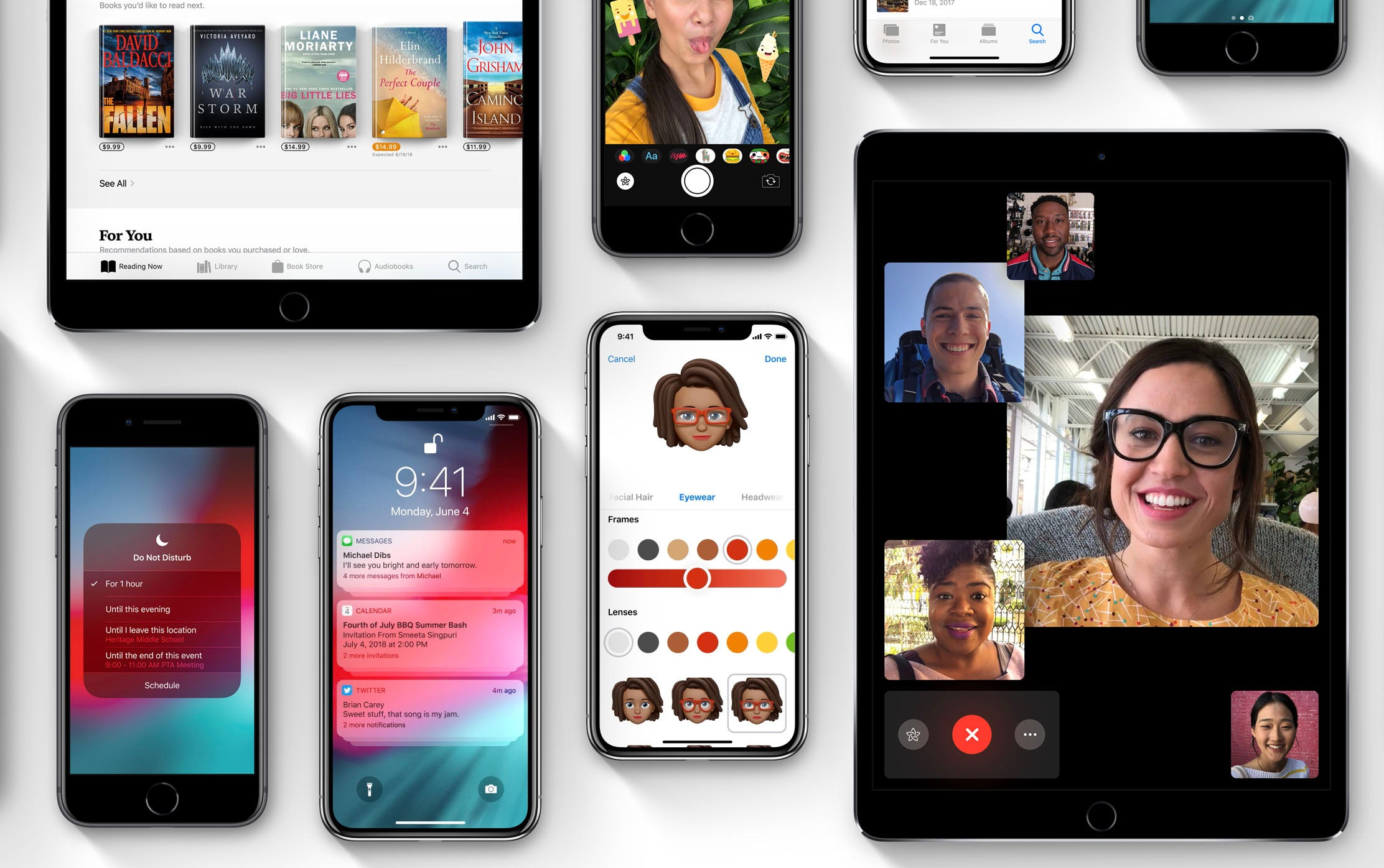 Download The iOS 12 Beta If You Dare