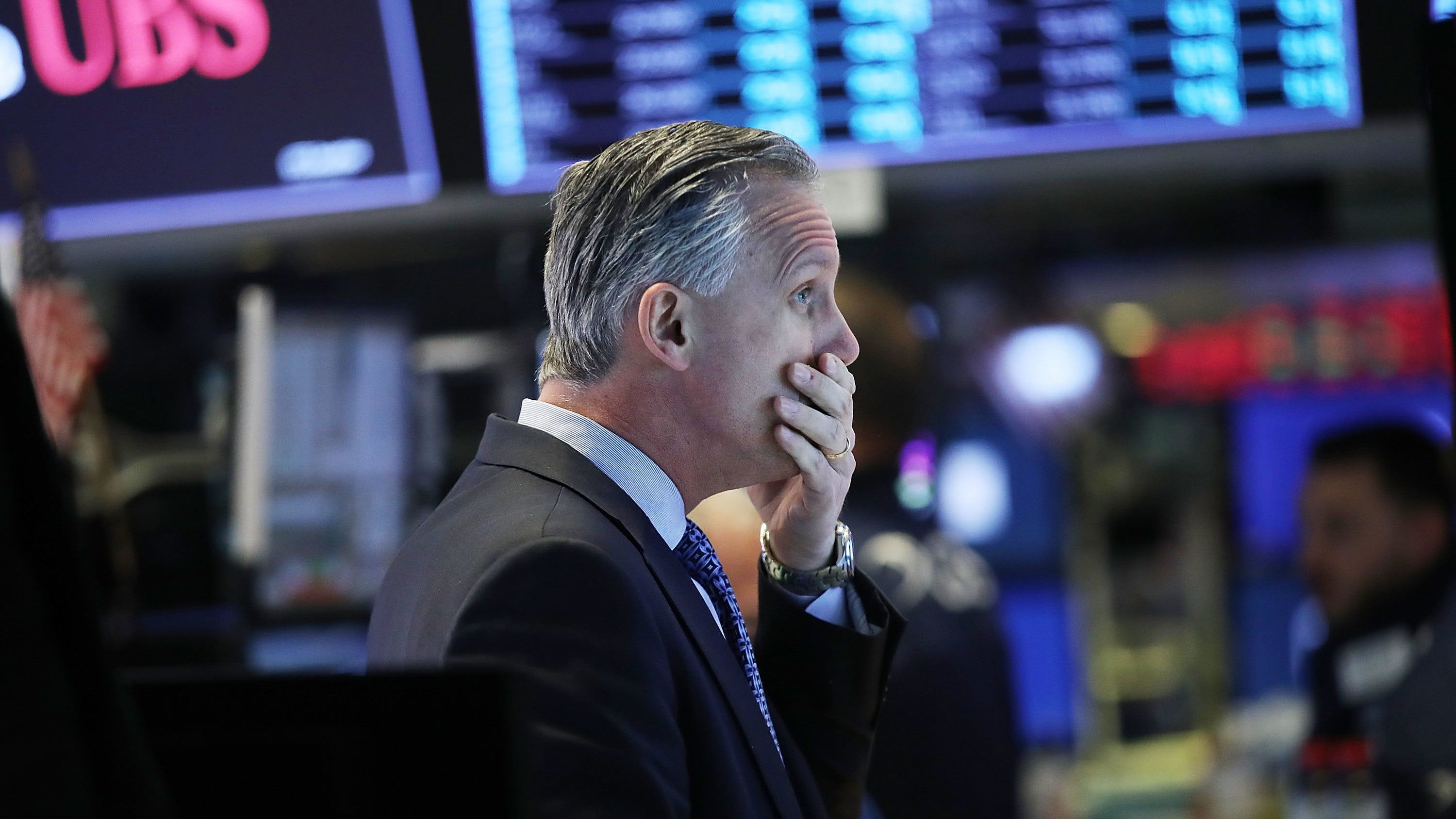 What To Do When Your Shares Plummet