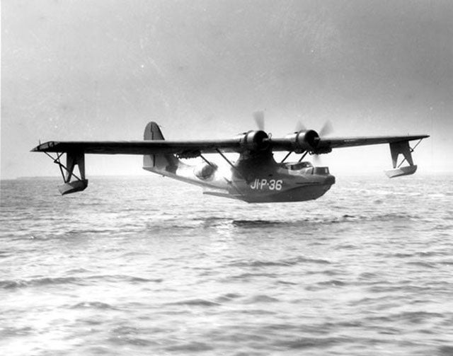A Rare Glimpse of a US Seaplane Lost In the First Minutes of the Pearl Harbour Attack