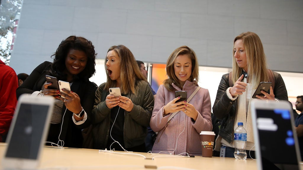 Use Your Phone Less In 2018