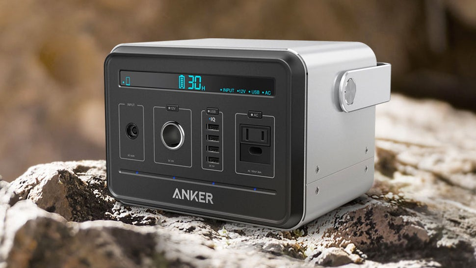 This Monstrous Battery Can Charge Your Phone For 40 Days After The Apocalypse