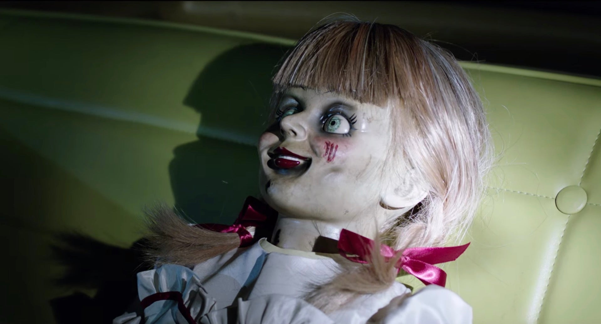 Annabelle Is On A Rampage In The Latest Trailer For Annabelle Comes Home