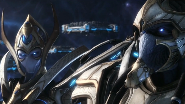 Here's The First Trailer For StarCraft II: Legacy of the Void