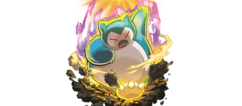 The Internet Reacts To Pokémon Sun and Moon's New Snorlax