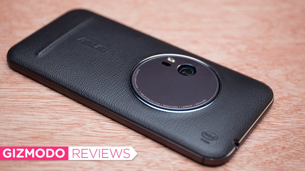 Asus Zenfone Zoom Review: The First Smartphone With A Real Zoom Lens