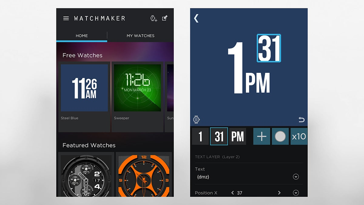 Designer android wear watchface - Design Your Own Android Wear Watch Face No Coding Required