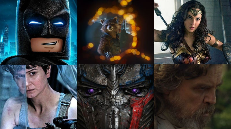 Every Movie Coming Out In 2017 (That You Actually Give A Damn About )