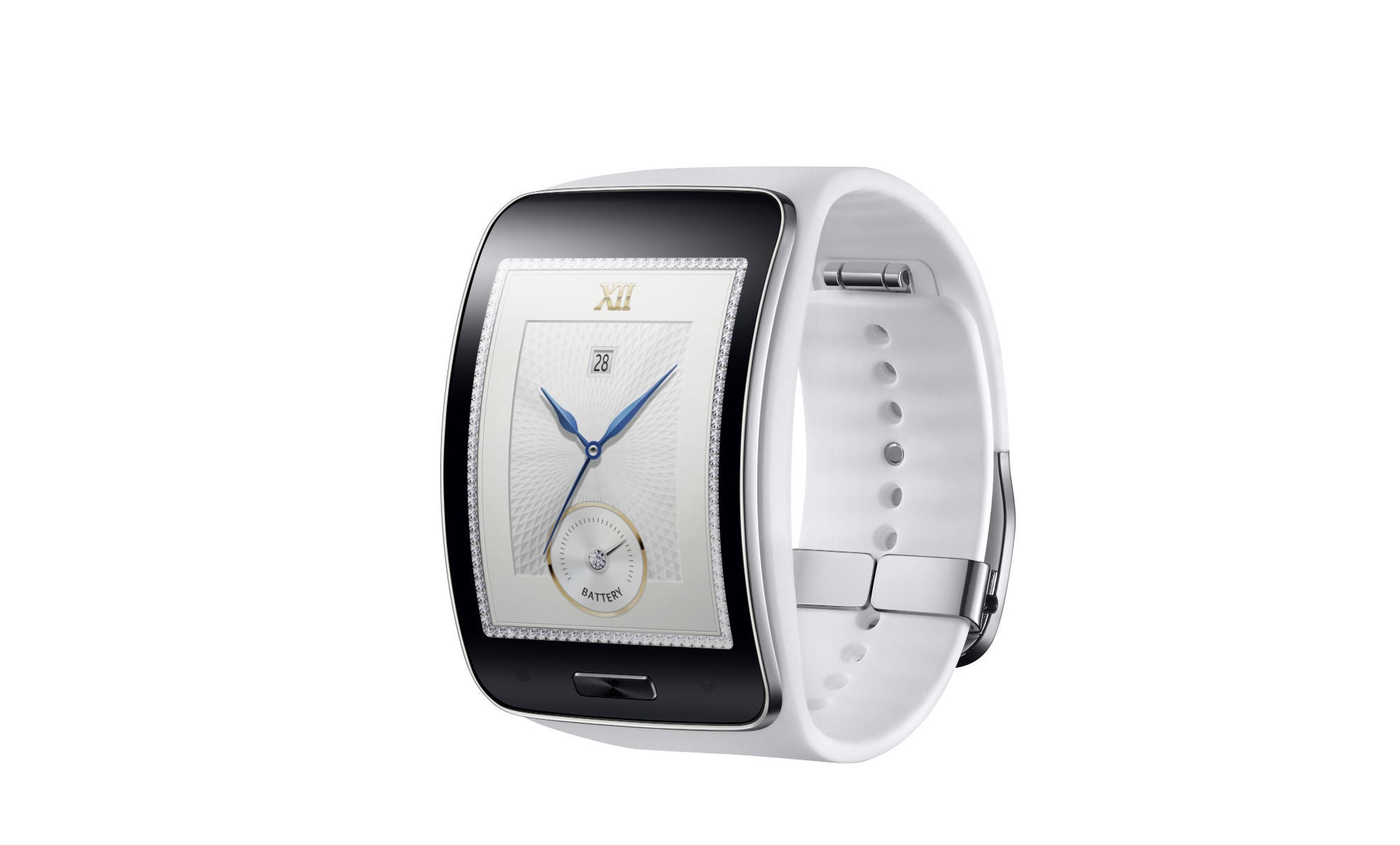 Samsung Gear S: Finally(?) a Smartwatch That Can Make Phone Calls