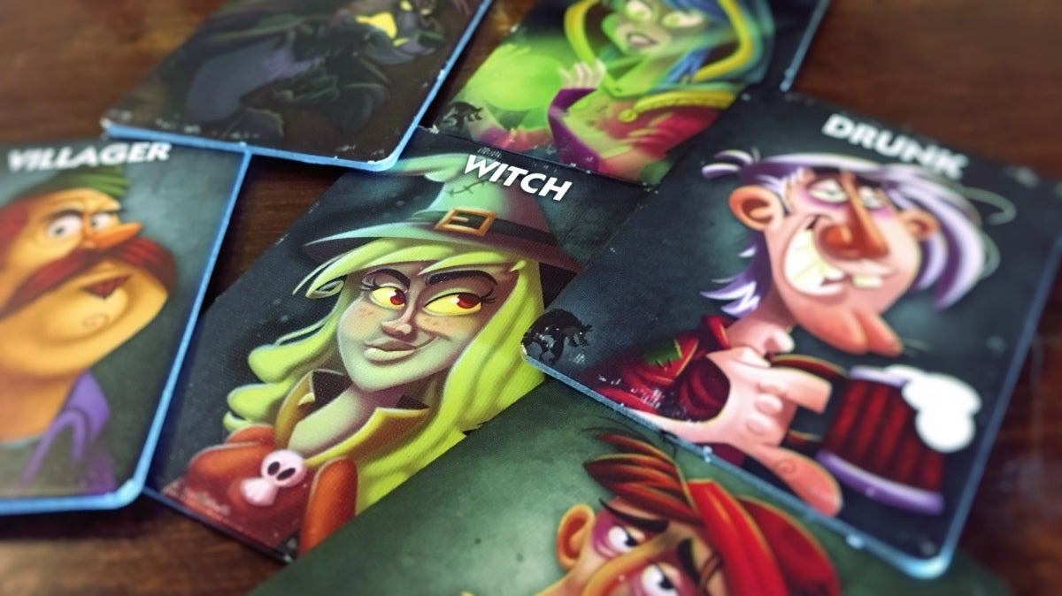 One Night Ultimate Werewolf Will Make Sure You Never Trust Your Friends Again