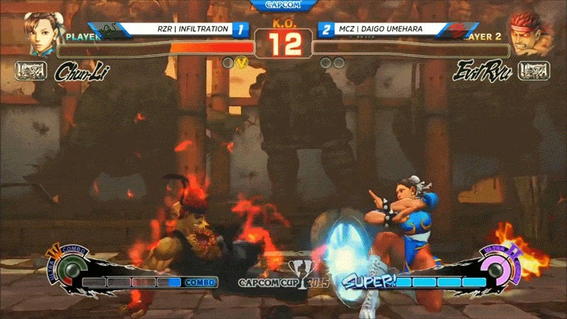 Though Daigo Was Defeated, He Pulled off the Coolest Capcom Cup Moment