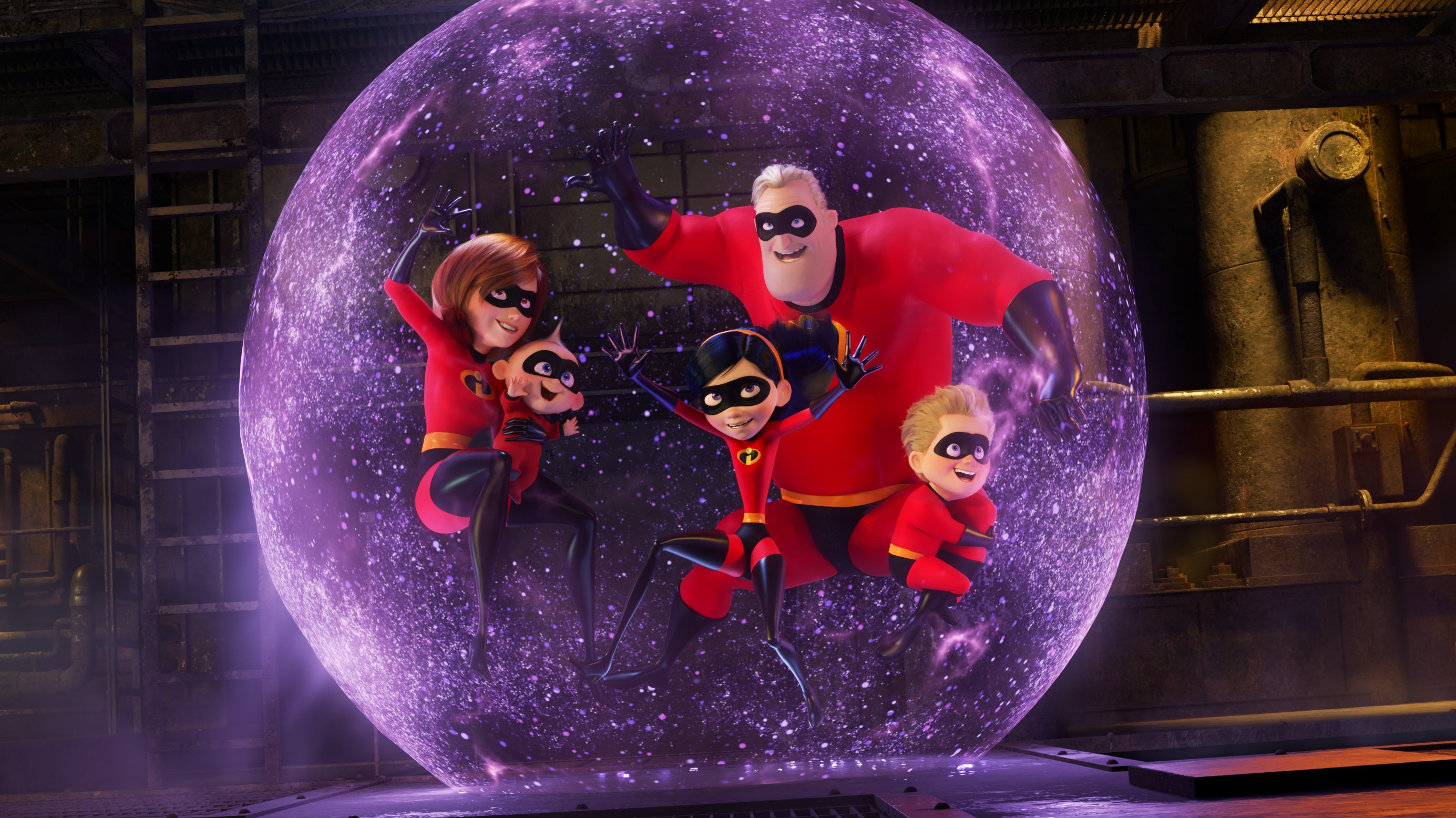 Incredibles 2 Just Had The Most Successful Opening Ever For An Animated Movie