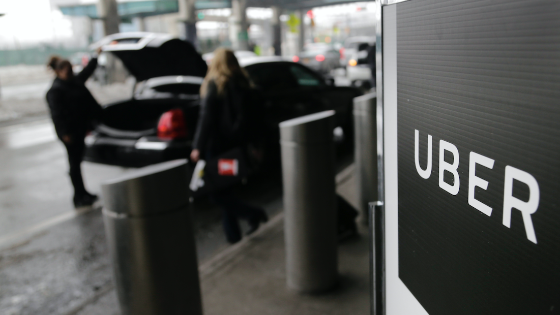 Uber Begins Pilot Program Shuttling People Recovering From Opioid Addiction To Treatment