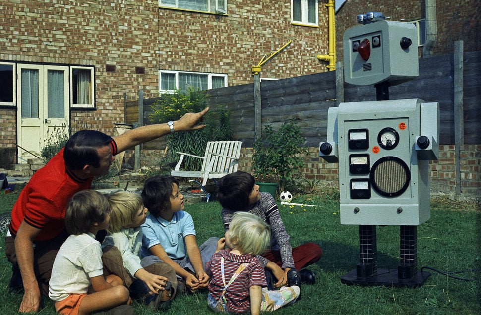 Questions for the 90s: Should Robots Pay Taxes? Can Africa Be Saved?