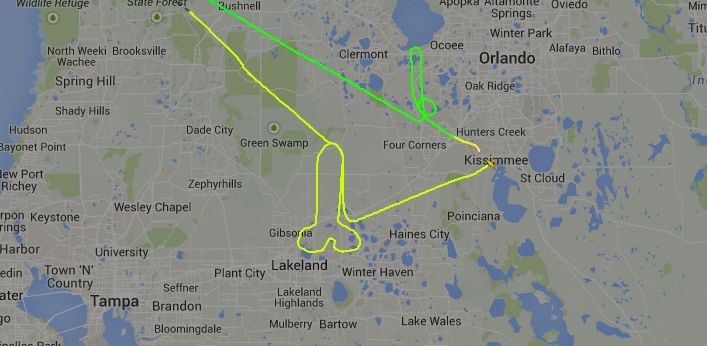 The Pilot Who Drew This Giant Dick in the Sky Is the Hero We Deserve
