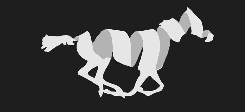 These Animated Riffs on 1870s Galloping Horse Footage Are Delightful