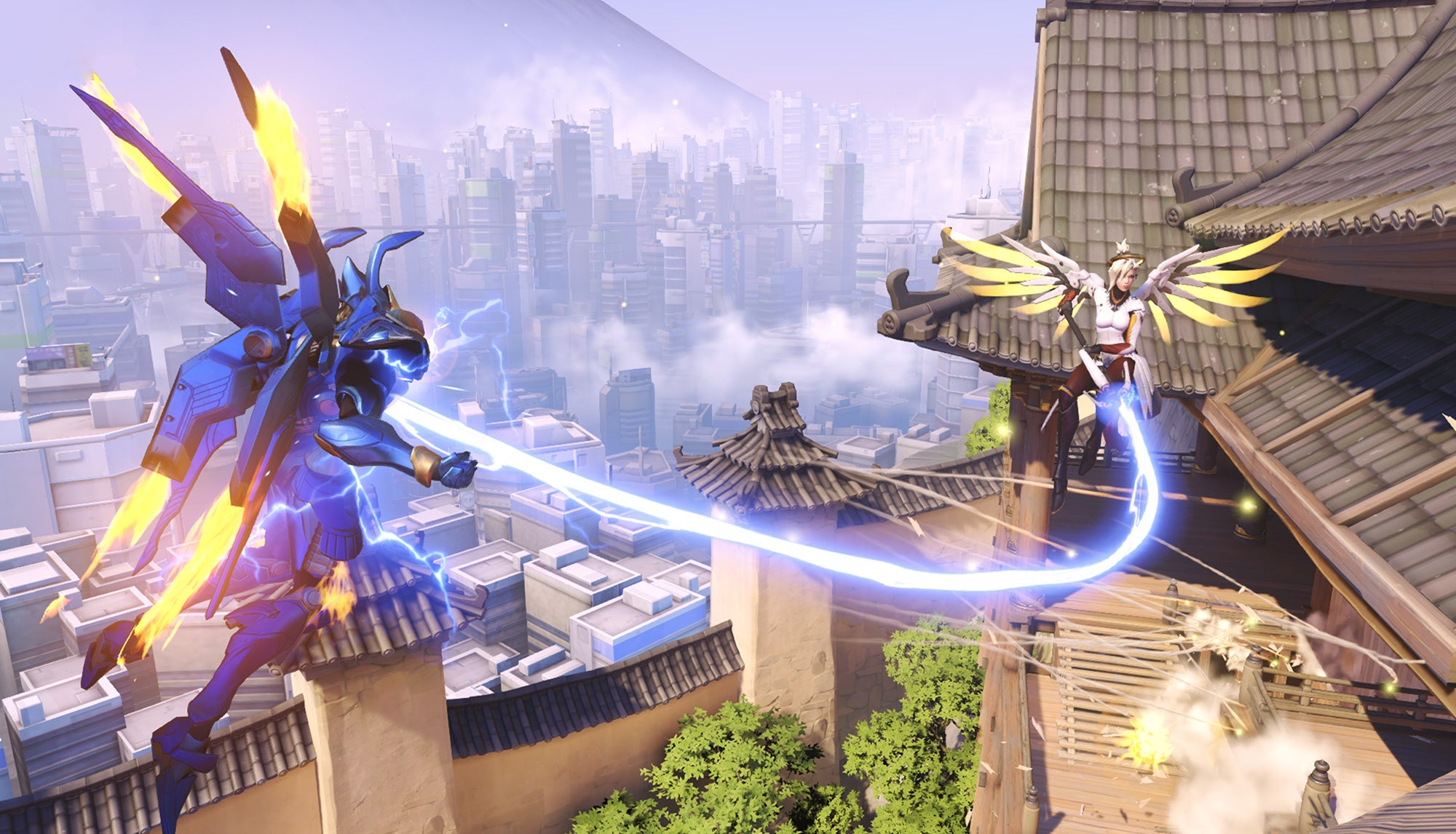 How Blizzard Is Making Overwatch Different