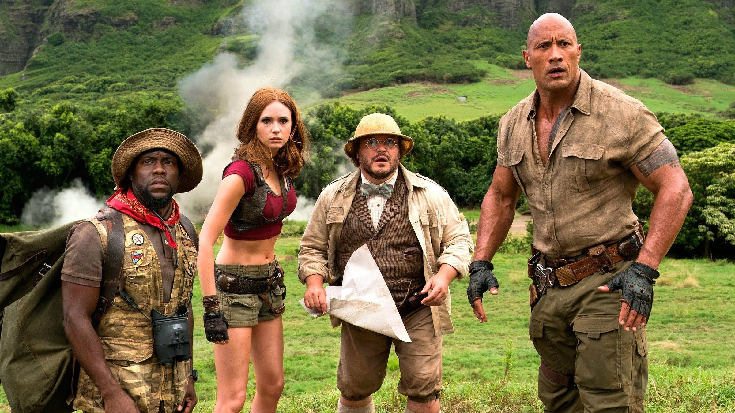 Hold Up, The New Jumanji Movie Is Actually… Good?