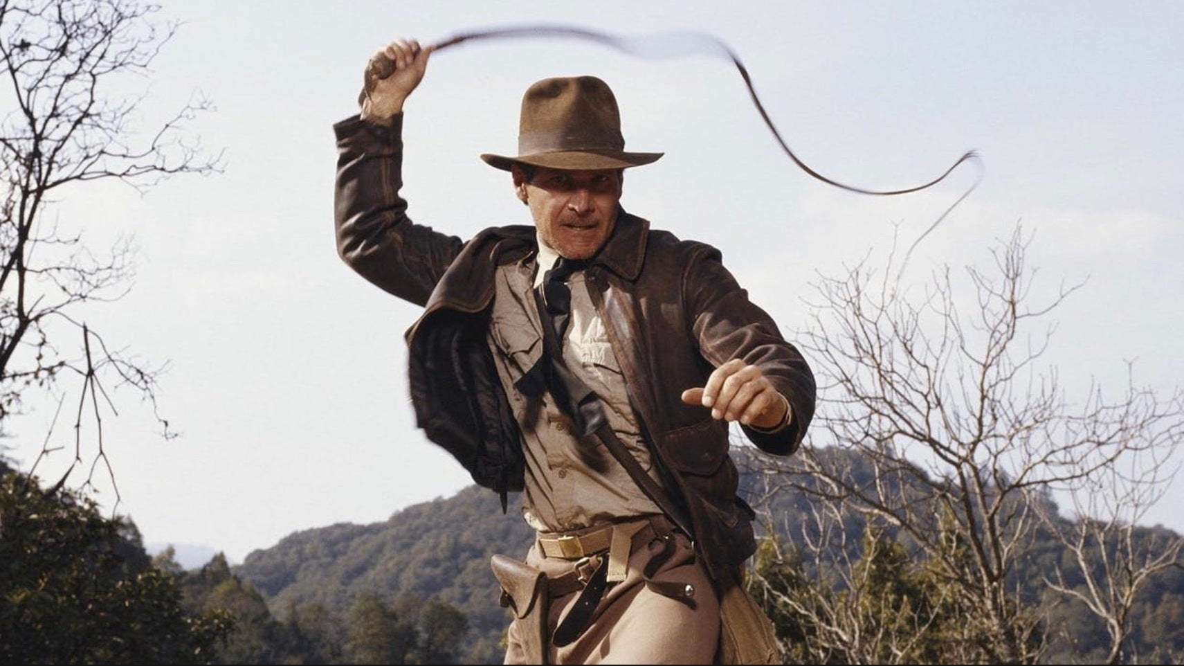 Let The Sound Effects Of Indiana Jones Brighten Up Your Day