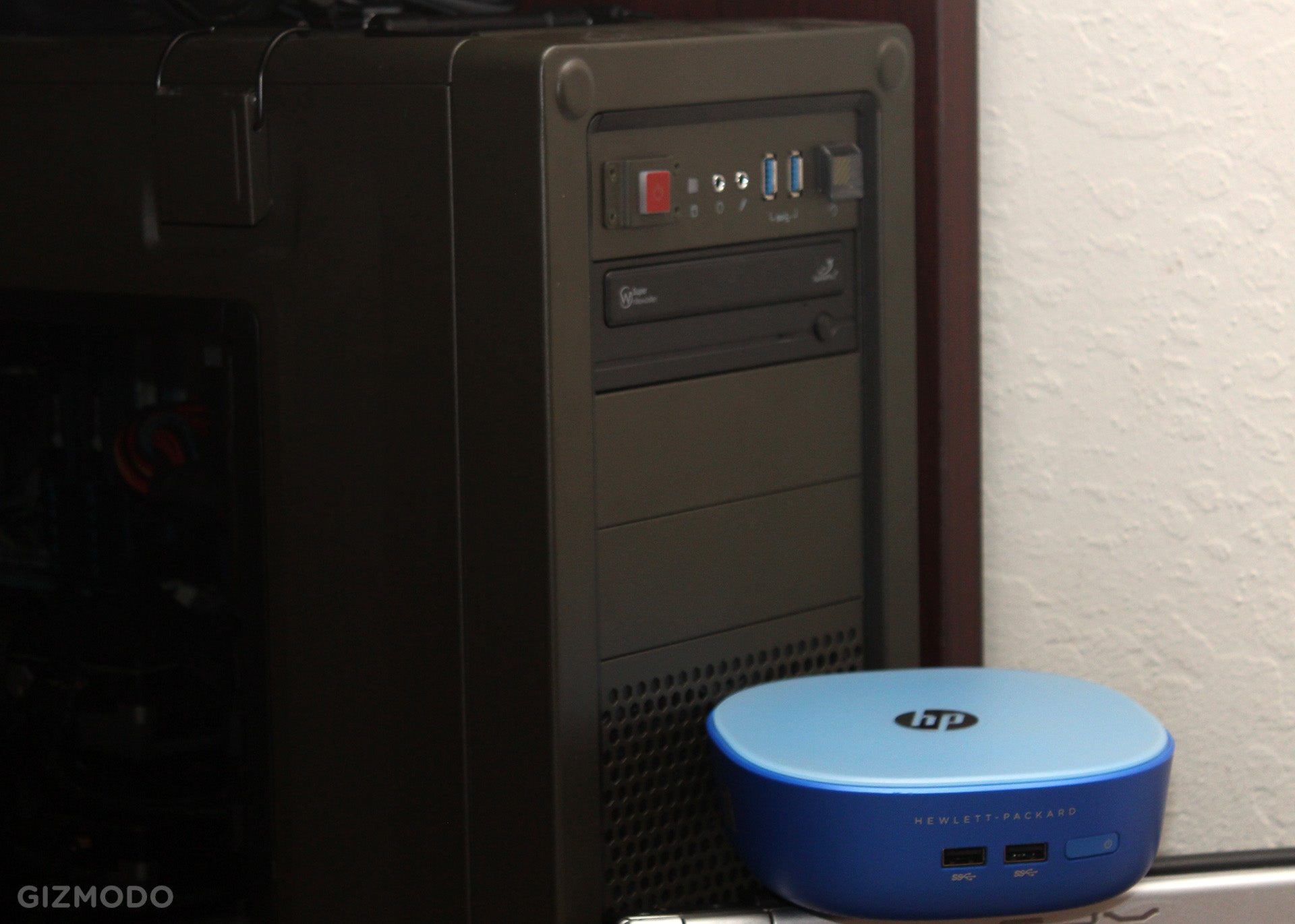 HP Stream Mini Review: A Deceptively Capable Tiny Desktop for $US180